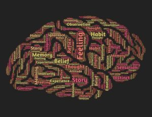 Ein Gehirn aus Worten